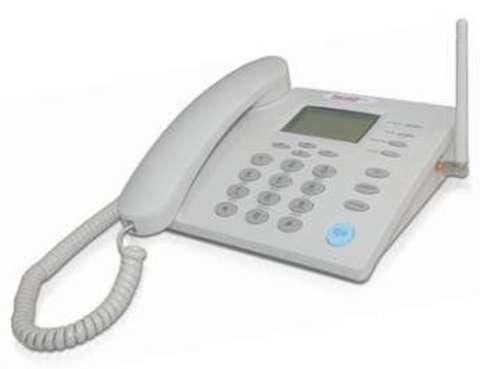Стационарный GSM телефон Termit FixPhone