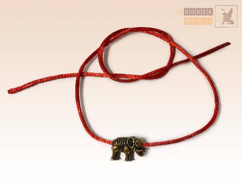 красная нить - Слоник