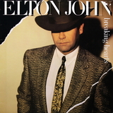 Elton John / Breaking Hearts (LP)