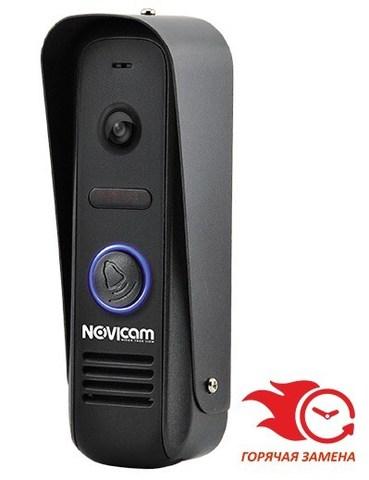 Вызывная панель Novicam MASK HD BLACK (ver.4565)