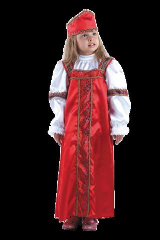 Костюм русско-народный