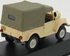 GAZ-69 sand 1954 IST012B IST Models 1:43