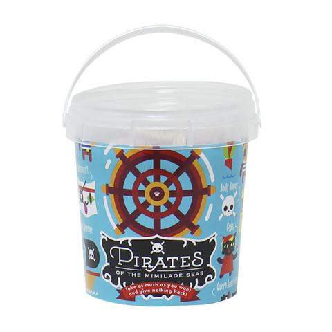 Жевательный мармелад  «МИ-МИ ЛАД» Пираты