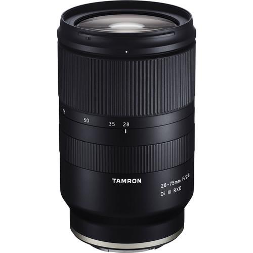 Объектив Tamron 28-75mm F/2.8 купить в Sony Centre Воронеж