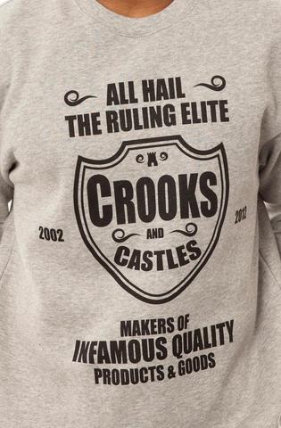 Свитшот Crooks Raiders фото 1