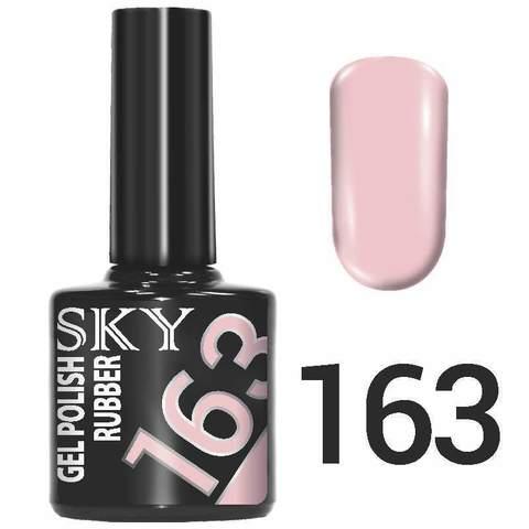 Sky Гель-лак трёхфазный тон №163 10мл