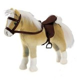 Gotz. Лошадь для куклы Хафлингер