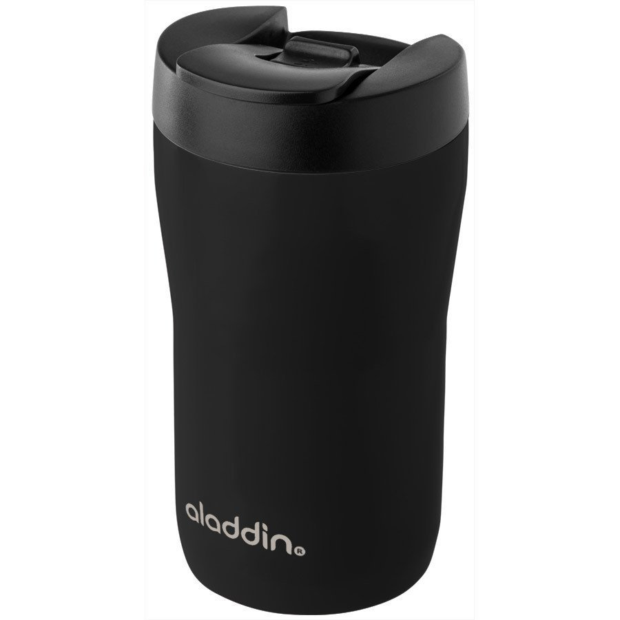 Термокружка Aladdin 0.25L Latte черная