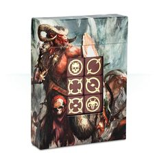 Beasts of Chaos Dice