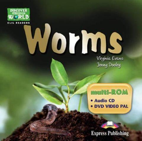 The Worms. Teacher's multi-ROM (Audio CD / DVD Video PAL). Аудио CD/ DVD видео (для учителя)