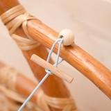 Растяжка на кроватку или коляску Клубничка