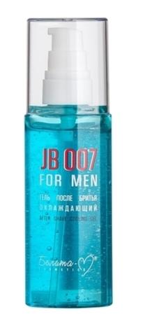 Белита-М JB 007 For Men Гель после бритья охлаждающий 75г