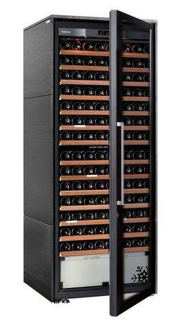 Винный шкаф EuroCave D Collection L чёрный, максимальная комплектация