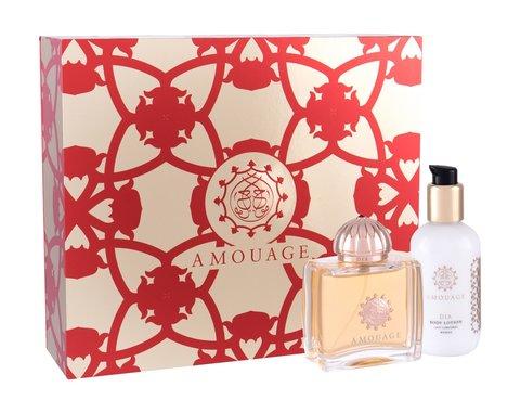 Amouage Dia Woman Lady (100 мл парфюмированная вода + 100 мл лосьон для тела)
