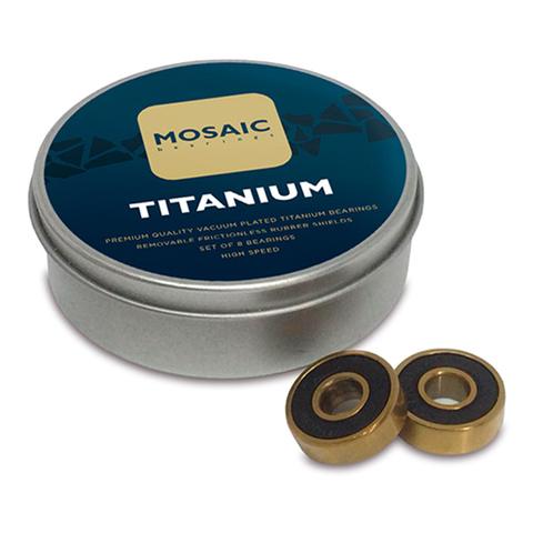 Подшипники MOSAIC Titanium