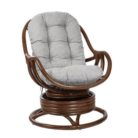 Кресло-качалка Kara с подушкой, JC-3021 К