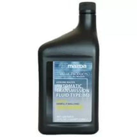 MAZDA ATF M-III Жидкость трансмиссионная АКПП (железо/Япония)