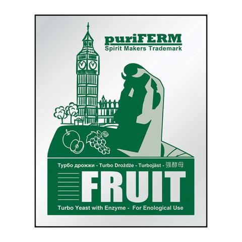Турбо дрожжи Puriferm Fruit