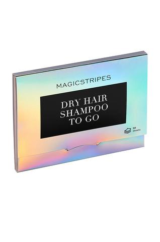 MAGICSTRIPES Сухой шампунь Dry Hair Shampoo To Go