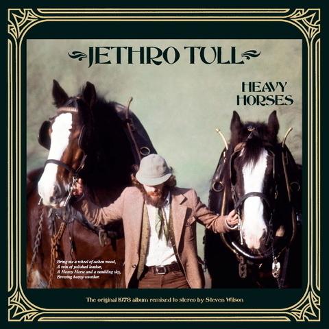 Jethro Tull / Heavy Horses (LP)