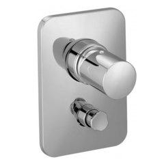 Купить в Краснодаре смеситель для душа и ванны Jacob Delafon Toobi E98719-CP встроенный