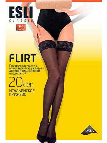 Чулки Flirt 20 Esli