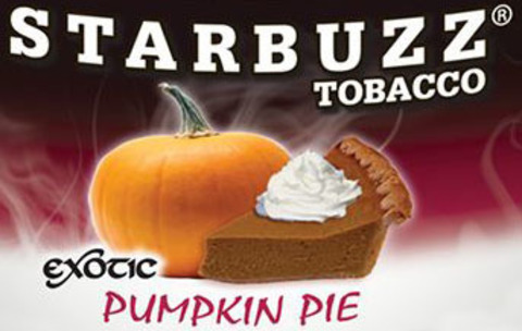 Starbuzz Pumpkin Pie 50 грамм