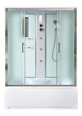 Душевая кабина DETO ЕМ4517 170х85 см с гидромассажем и электрикой