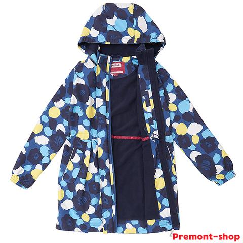 Плащ Premont для девочки Огни Торонто SP71631 Blue