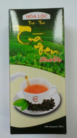 Черный листовой чай Me Trang