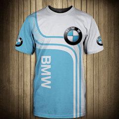 Футболка 3D принт, BMW (3Д БМВ) 02