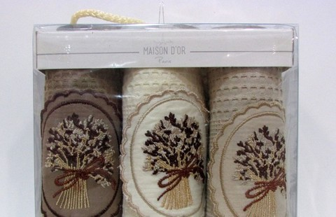 Набор салфеток для кухни  ELITE ЭЛИТЕ  50х70  Maison Dor (Турция)
