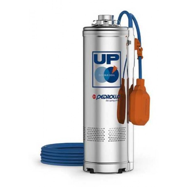 Насос для колодца PEDROLLO UPm 8/3-GE, 40м, 180л/мин.