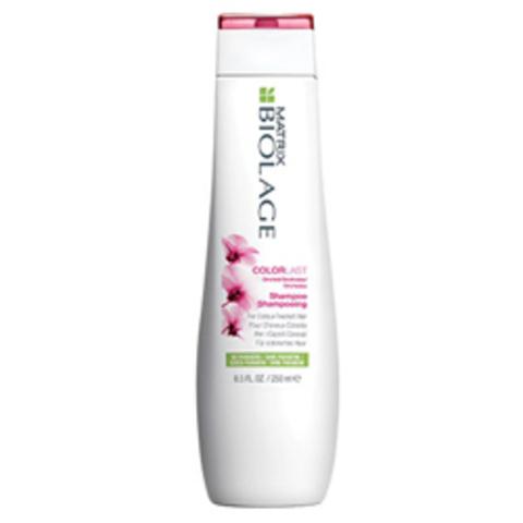 Шампунь для защиты окрашенных волос ,Matrix Biolage Colorlast,250 мл