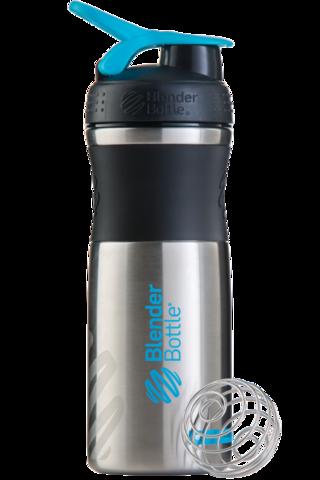 Шейкер/Бутылка для воды 828мл, SportMixer Нержавеющая Сталь