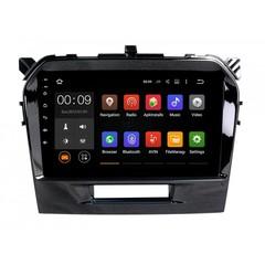 Штатная магнитола на Android 6.0 для Suzuki Vitara 2 Roximo 4G RX-3504