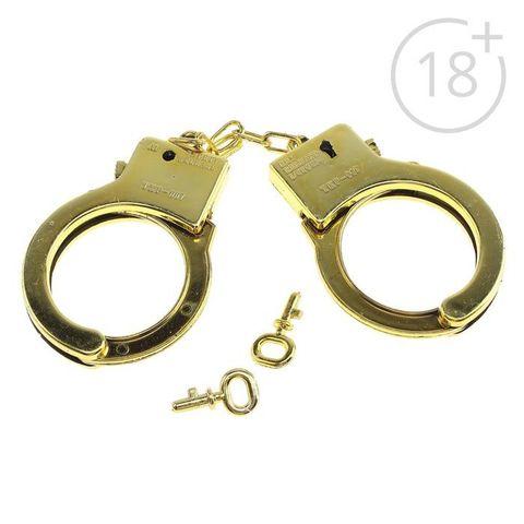 321999 наручники золото