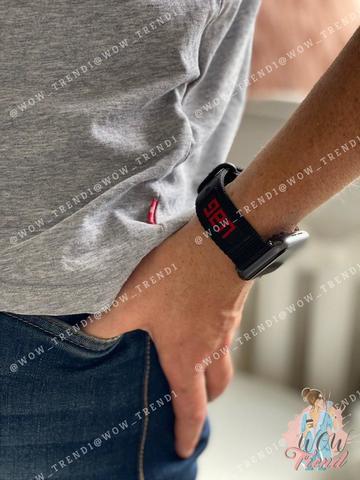 Ремешок Apple watch 42mm UAG series /black/