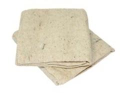 Салфетка половая 1шт,хлопок серый 50*60 см