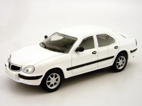 GAZ-3111 Volga 2000-2004 1:43 DeAgostini Auto Legends USSR #223