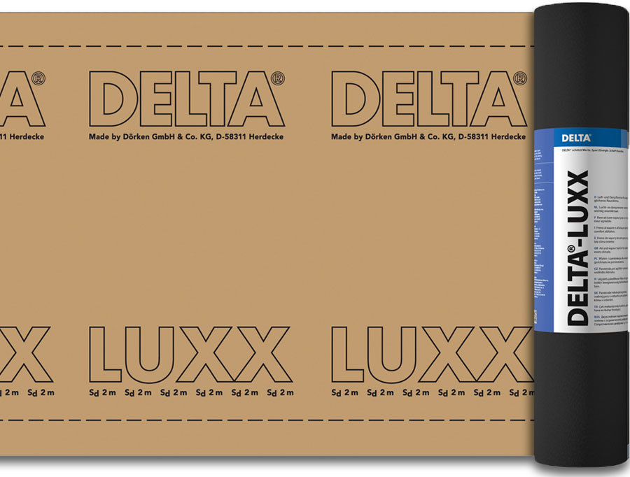 DELTA LUXX пароизоляционная плёнка