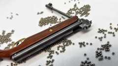 Miniature Air Gun rifle