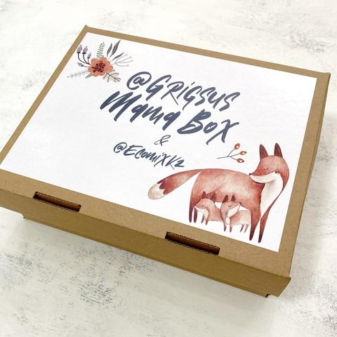 GRIGSUS MAMA BOX + ECOMIX