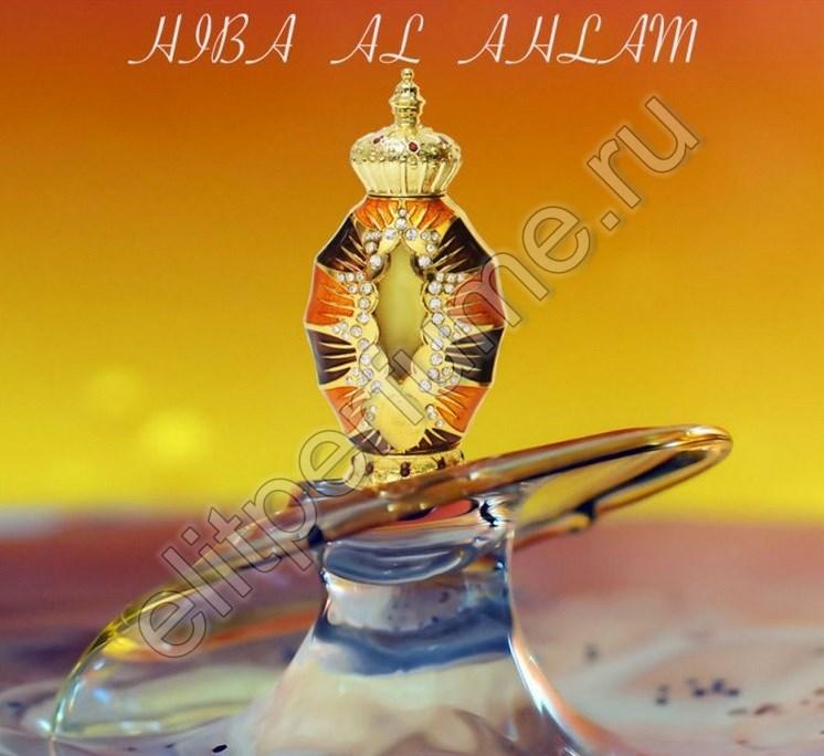 Hiba Al Ahlam Хиба Аль ахлам 20 мл арабские масляные духи от Халис Khalis Perfumes