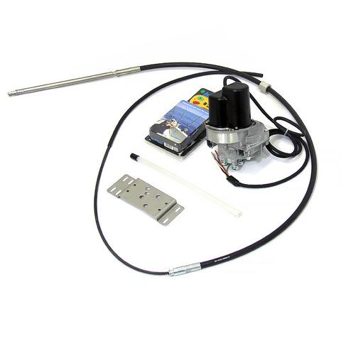 Редуктор рулевой с электроприводом (тип R)
