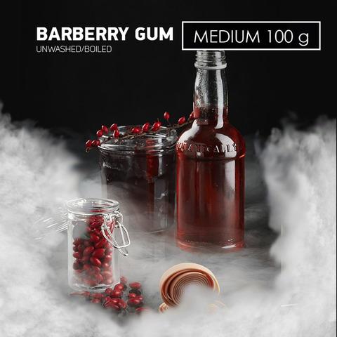 Табак Dark Side 100 г MEDIUM BARBERRY GUM