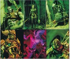 Спаун Темные Века набор фигурок серия 14