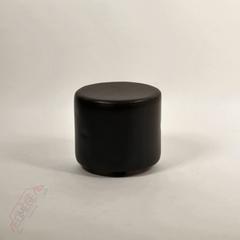 Пф-03 Пуфик круглый (серый) для дома и магазина