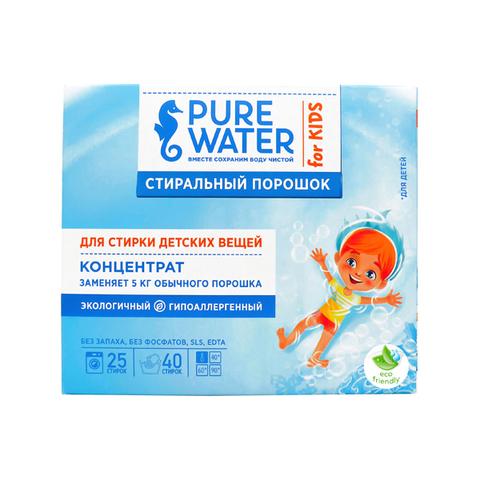 Стиральный порошок для детского белья Pure Water 800г  (Pure Water)
