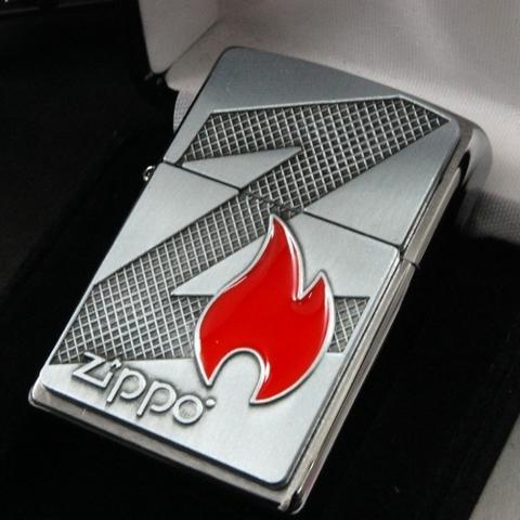 Зажигалка Zippo 29104 Z Flame с логотипом